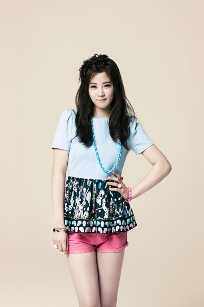 A-Pink Chorong
