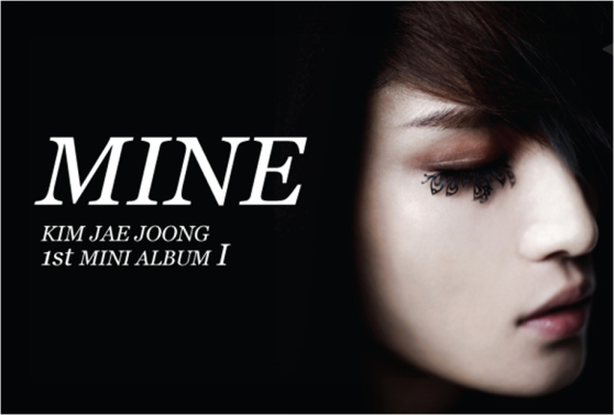 Jaejoong-Mine-1st-Mini-Album