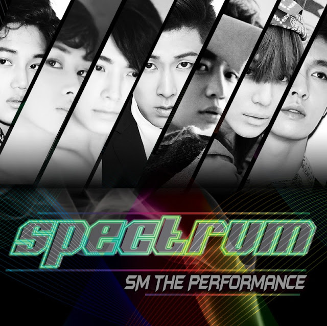 SM The Performance Spectrum lyrics